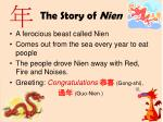 the story of nien
