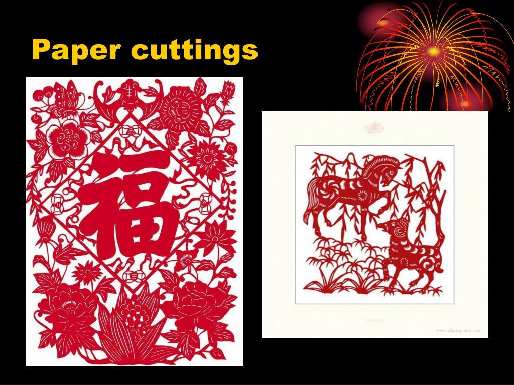 Paper cuttings