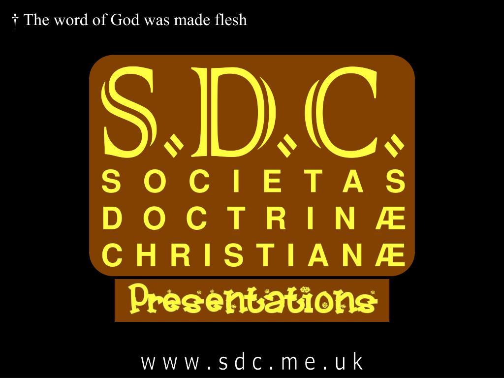 S.D.C.