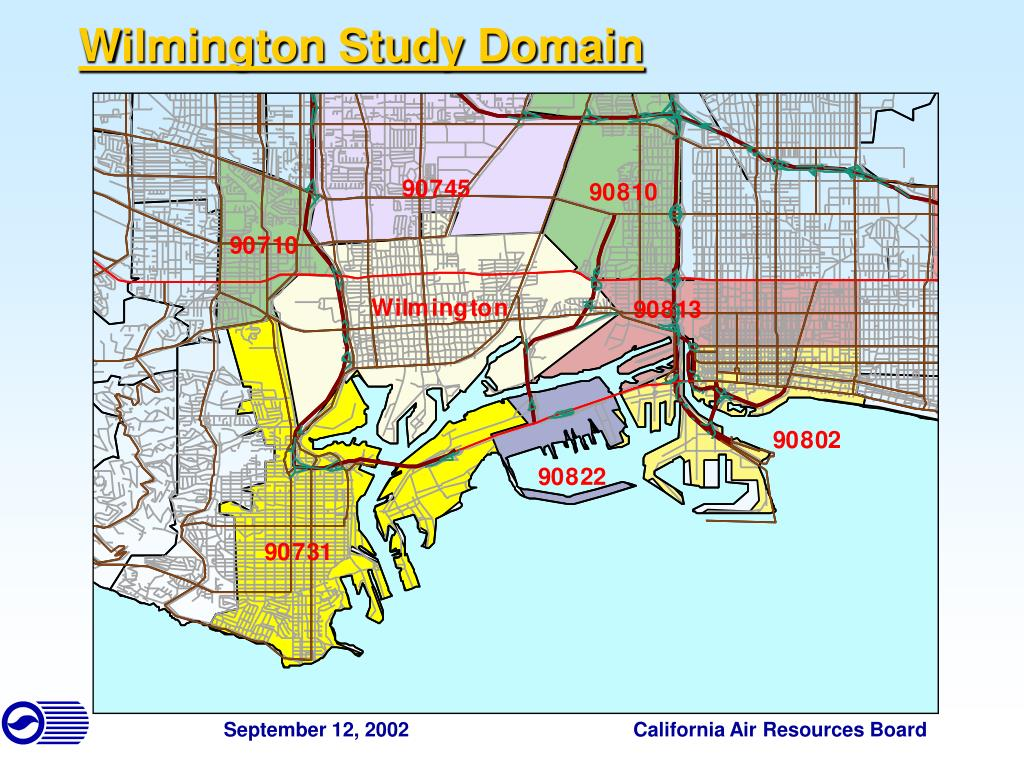 Wilmington Study Domain