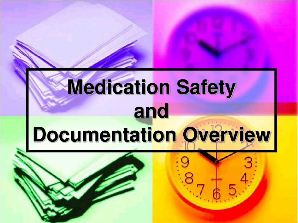 medication safety assignment Improvements in medication safety, because this has been identified as the  period  of float nurses who had no regular unit assignment all residents who  were.