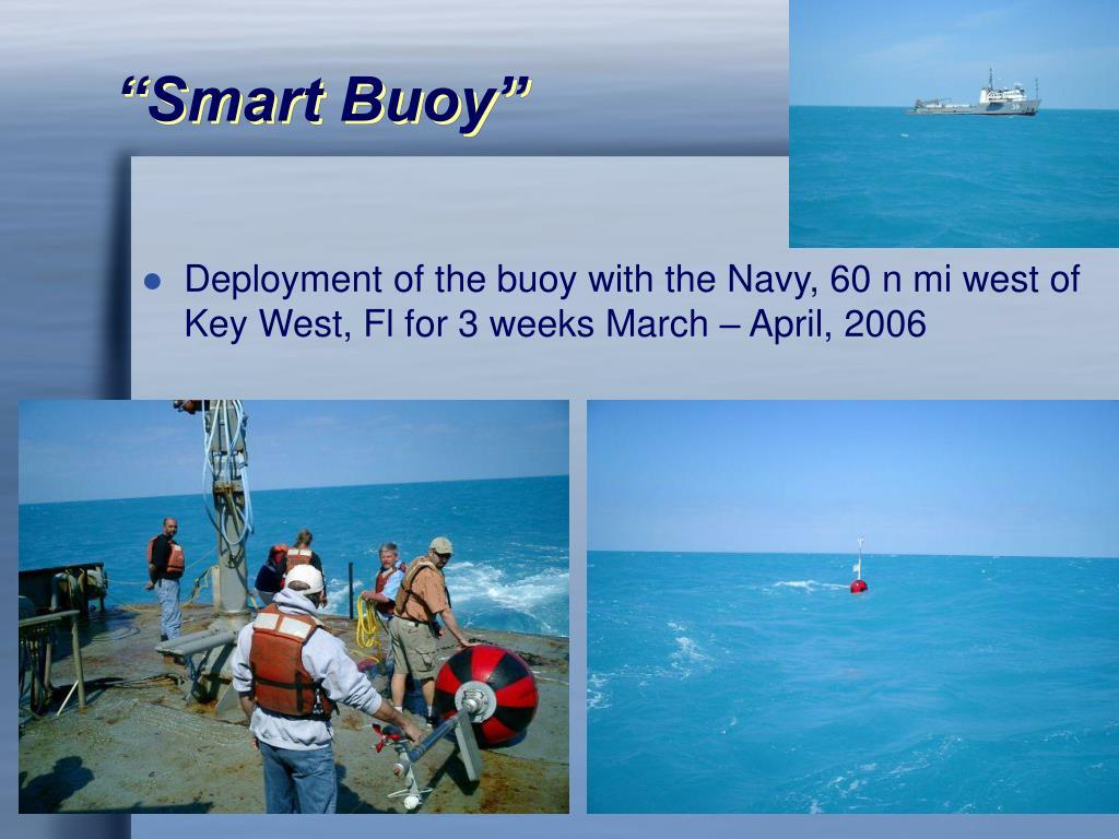 """Smart Buoy"""