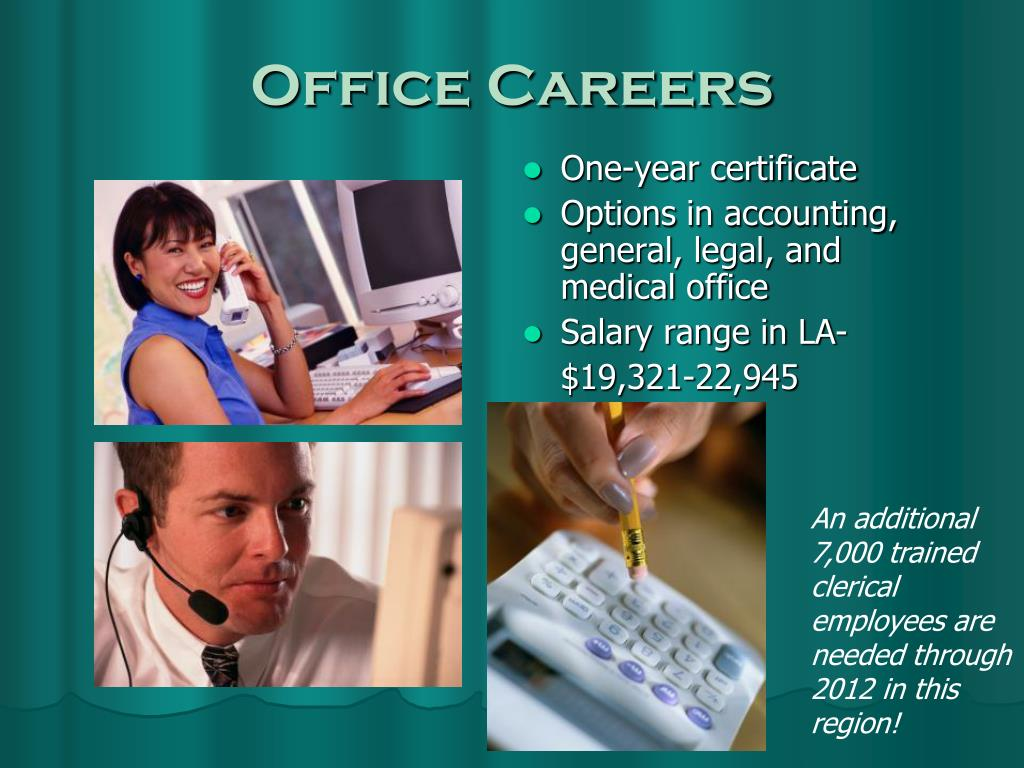 Office Careers