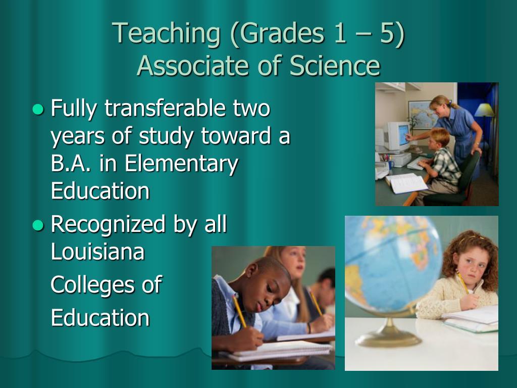 Teaching (Grades 1 – 5)