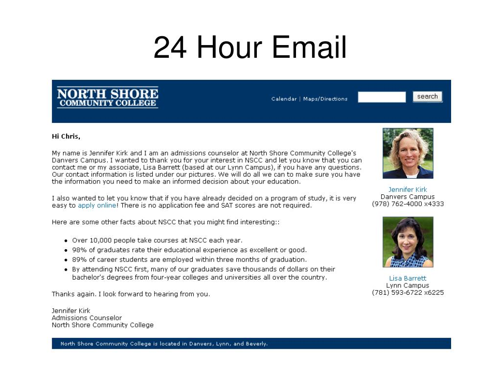 24 Hour Email