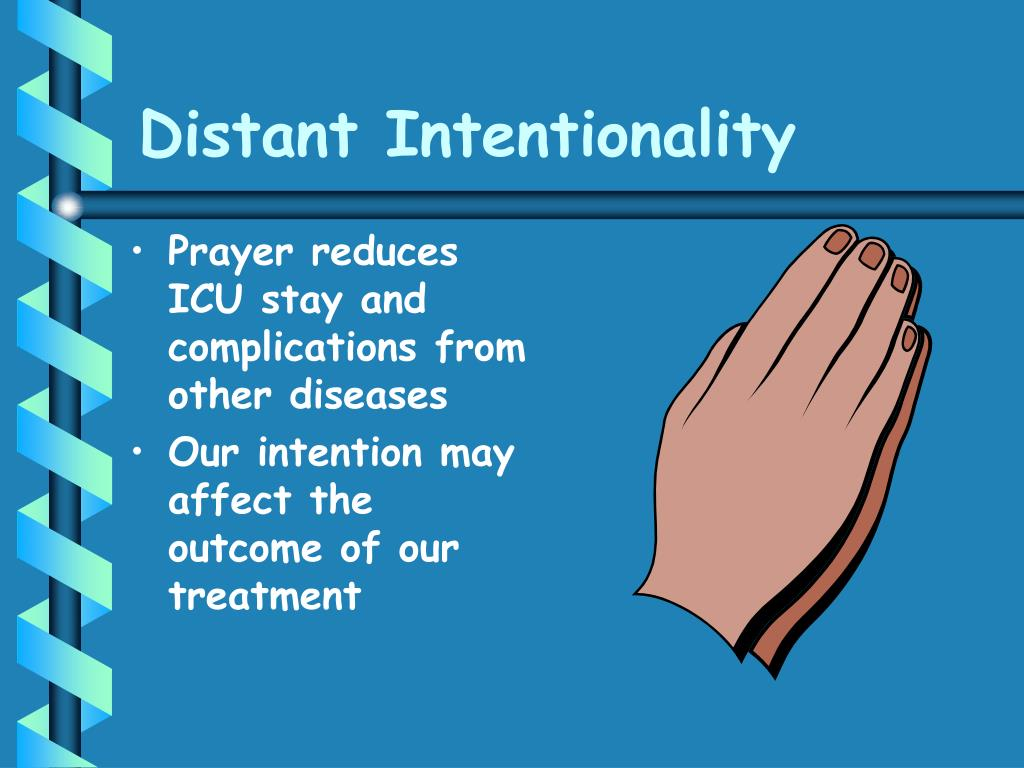 Distant Intentionality