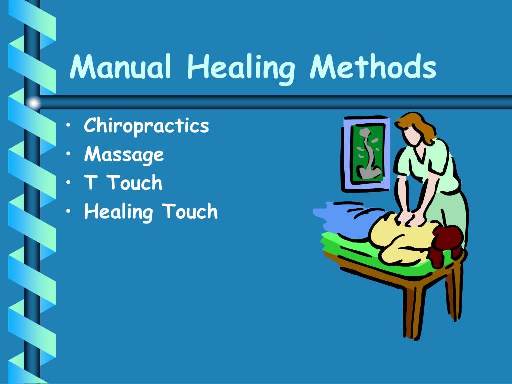 Manual Healing Methods