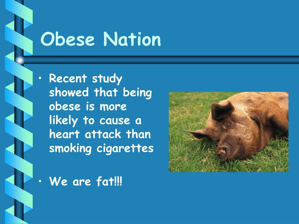 Obese Nation