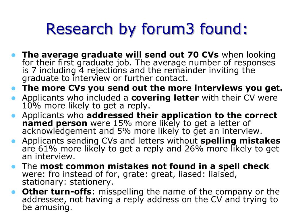 Research by forum3 found: