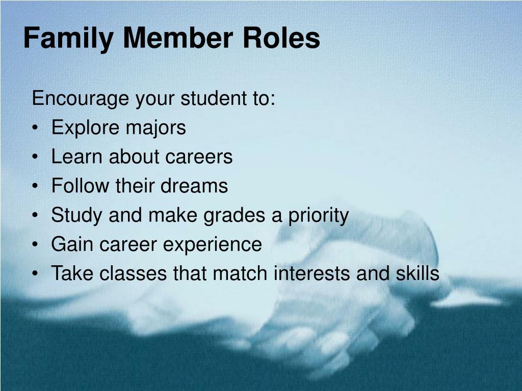 Family Member Roles