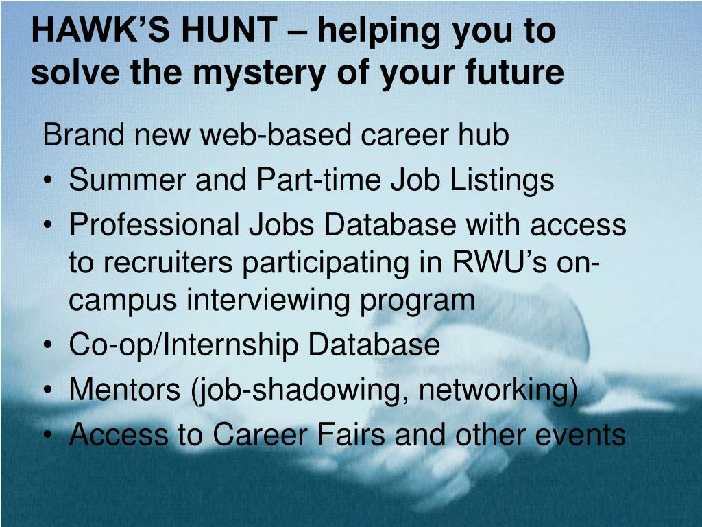 HAWK'S HUNT – helping you to solve the mystery of your future