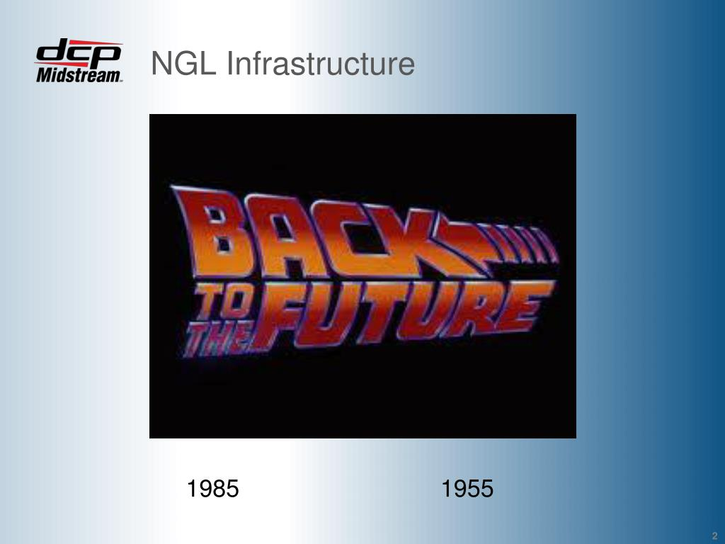 NGL Infrastructure