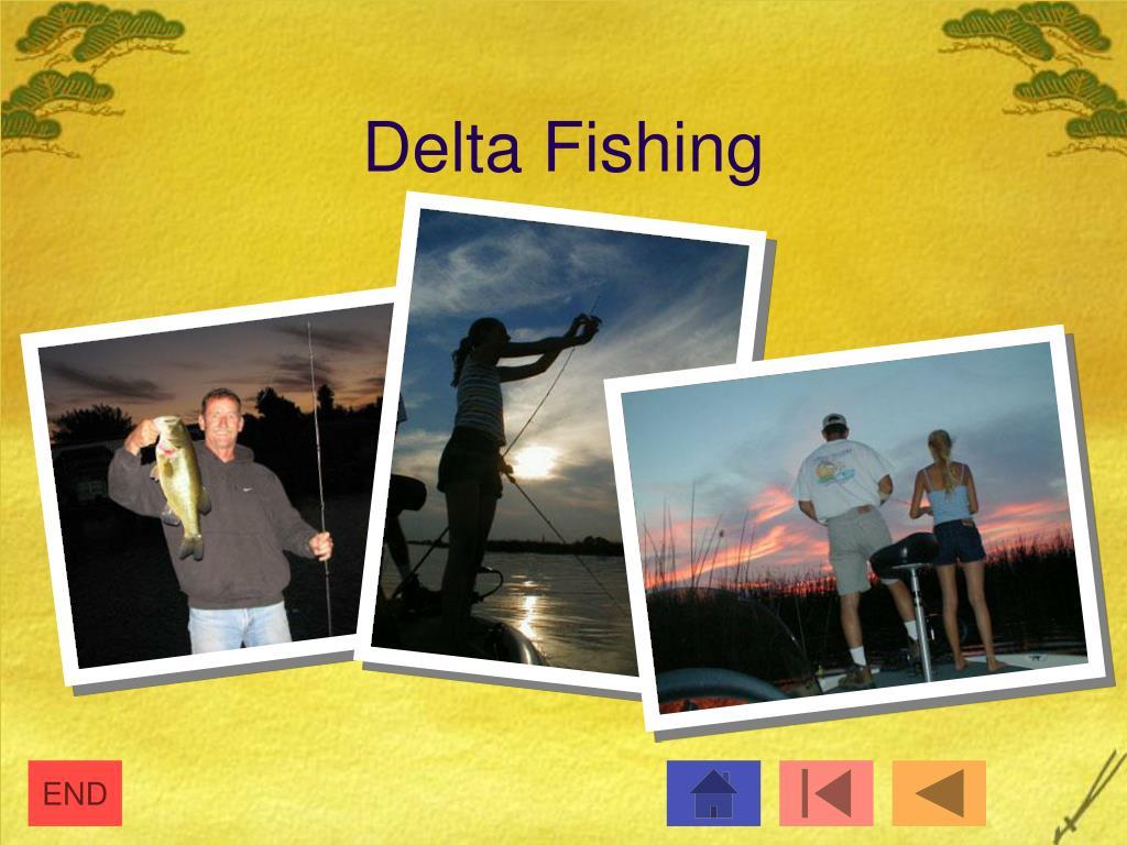 Delta Fishing
