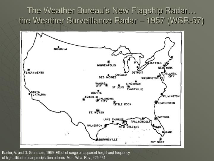 Ppt the history and future of weather radar and storm for Bureau weather