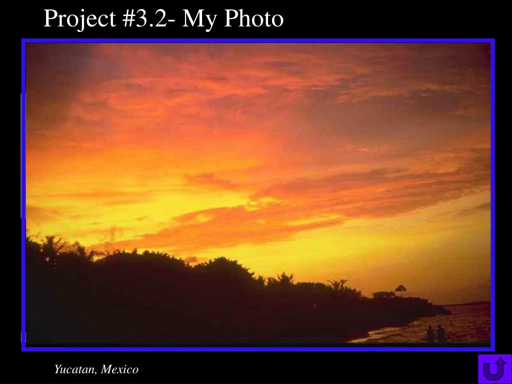 Project #3.2- My Photo