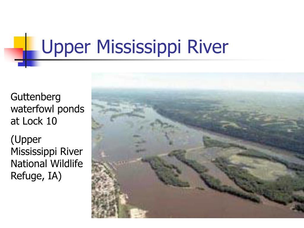 Upper Mississippi River