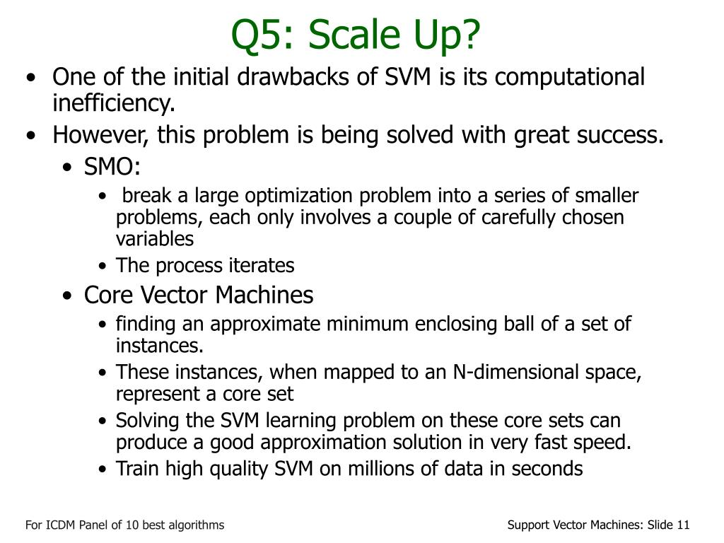 Q5: Scale Up?
