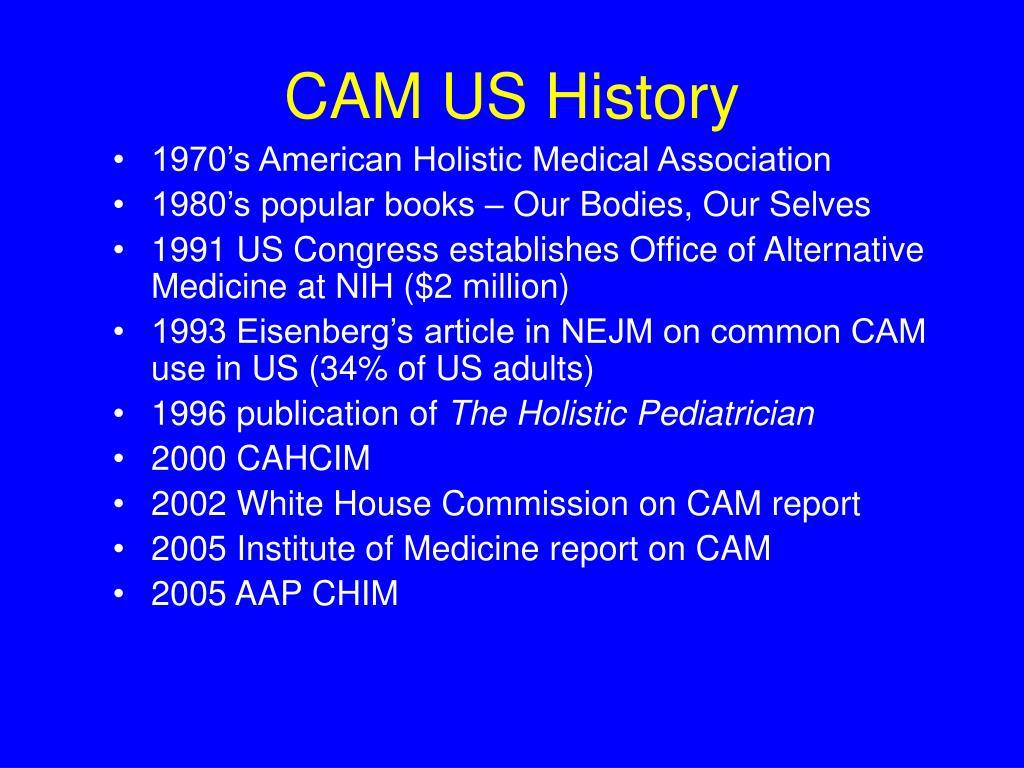 CAM US History