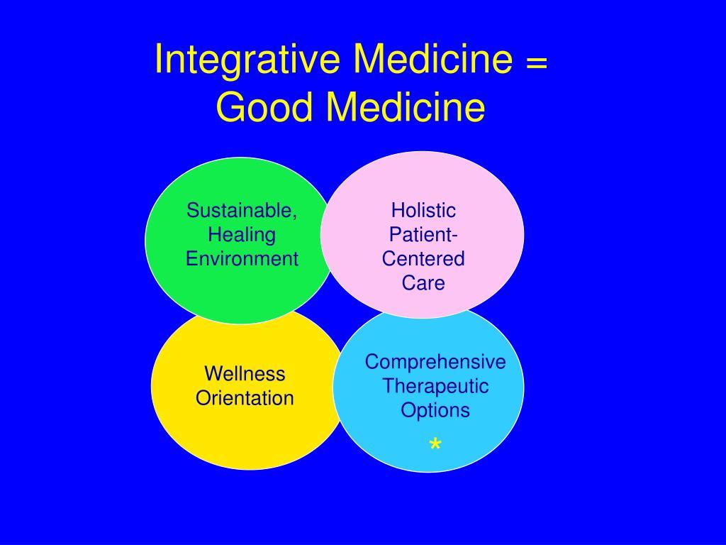 Integrative Medicine =