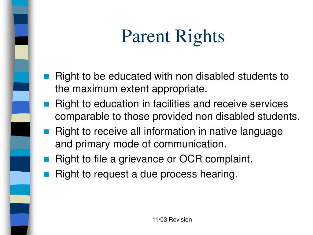 Parent Rights