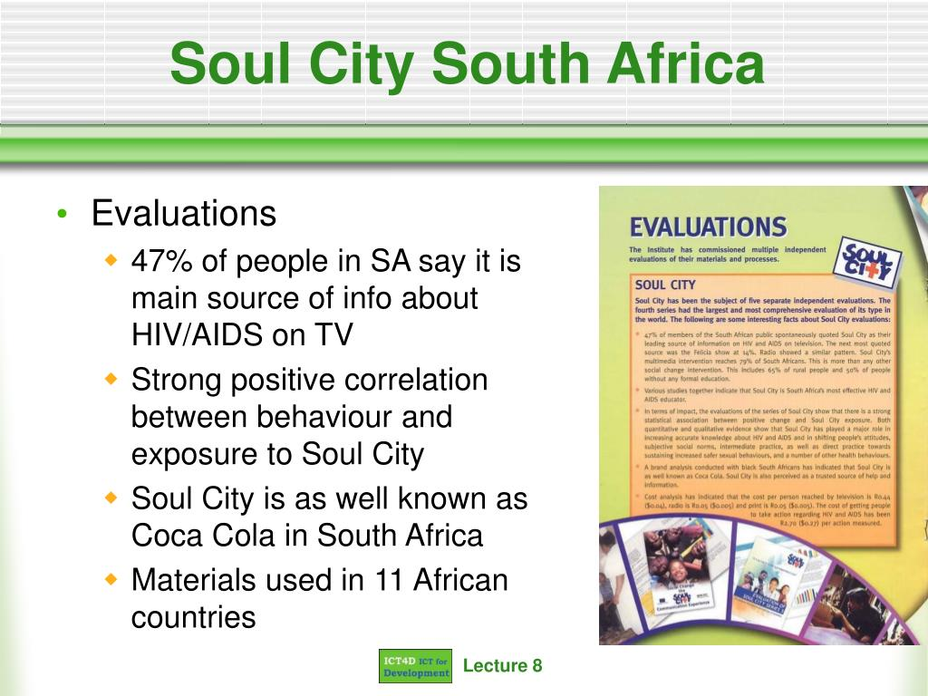 Soul City South Africa