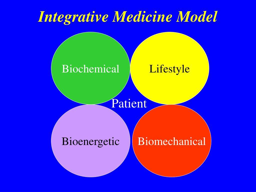 Integrative Medicine Model