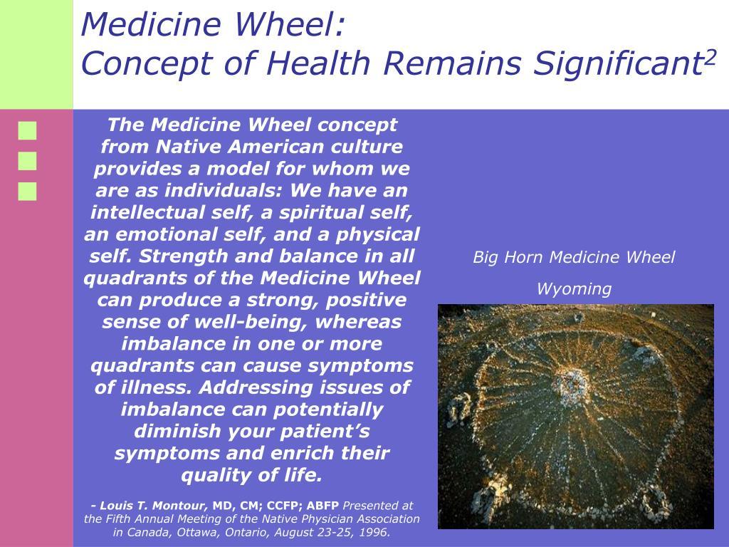 Medicine Wheel:
