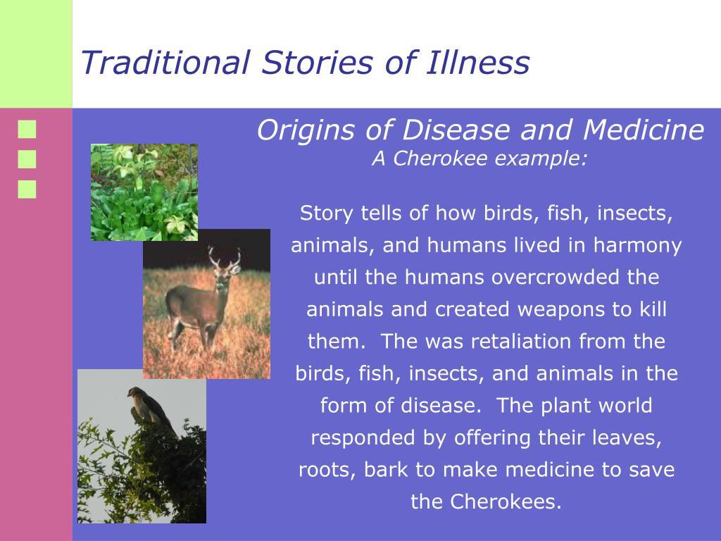 Origins of Disease and Medicine
