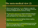 the meta medical view 2