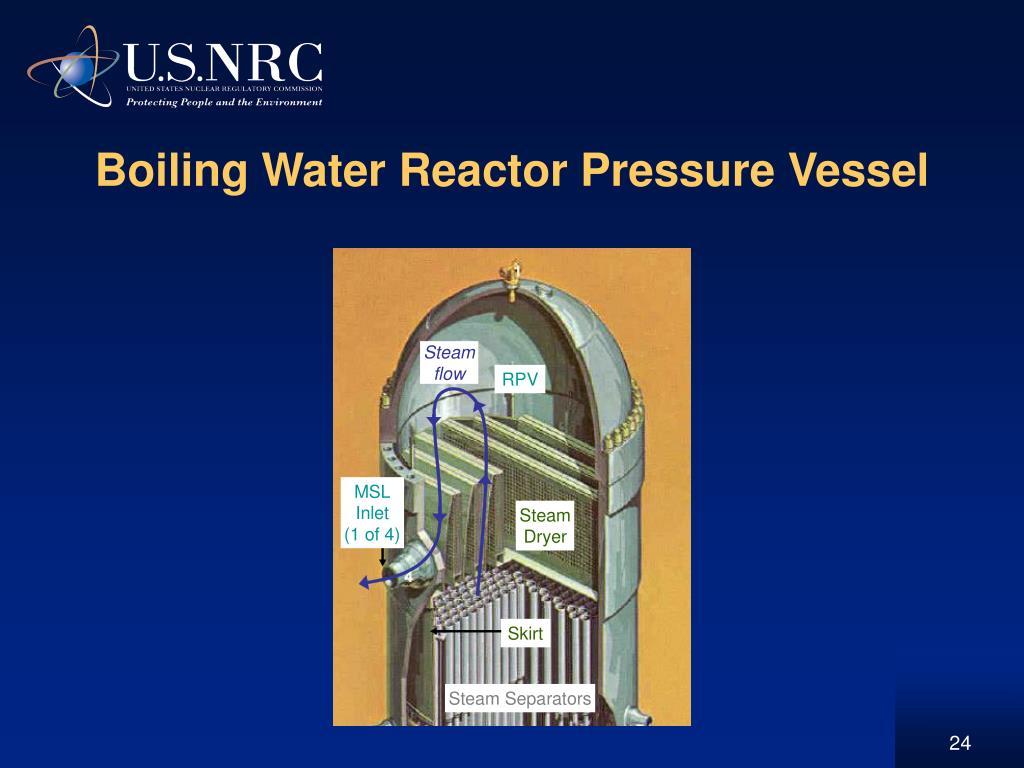 Boiling Water Reactor Pressure Vessel