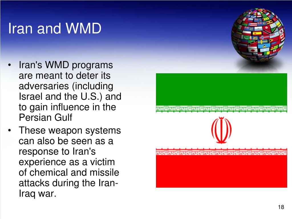 Iran and WMD
