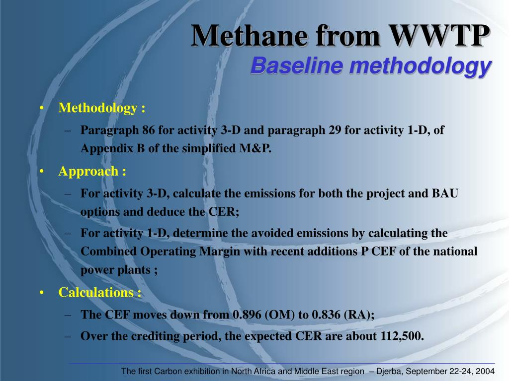 The first Carbon exhibition in North Africa and Middle East region  – Djerba, September 22-24, 2004