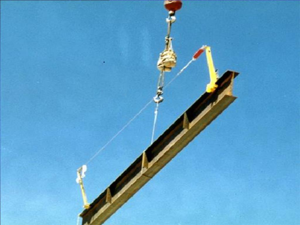 Installed Horizontal Lifeline