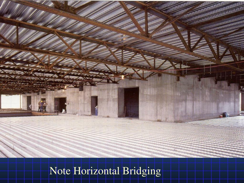 Note Horizontal Bridging