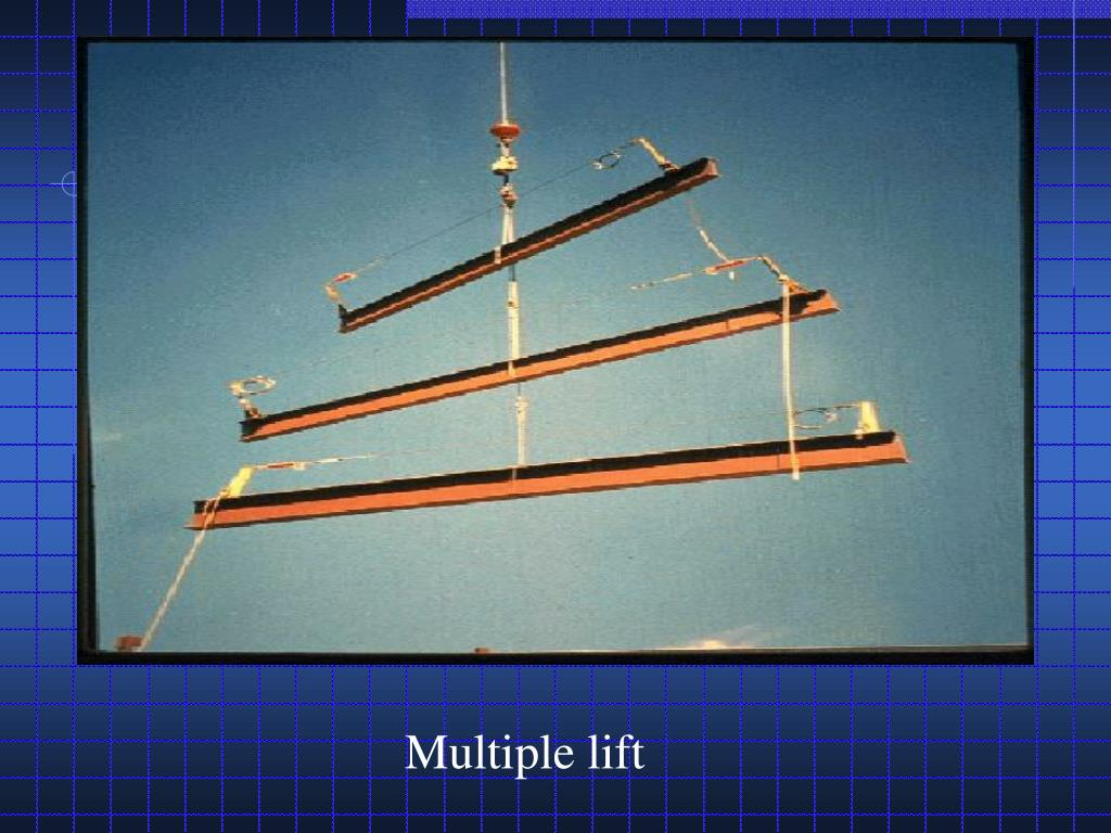 Multiple lift