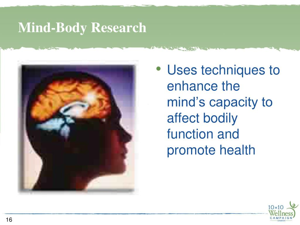 Mind-Body Research