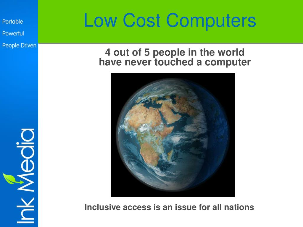 Low Cost Computers