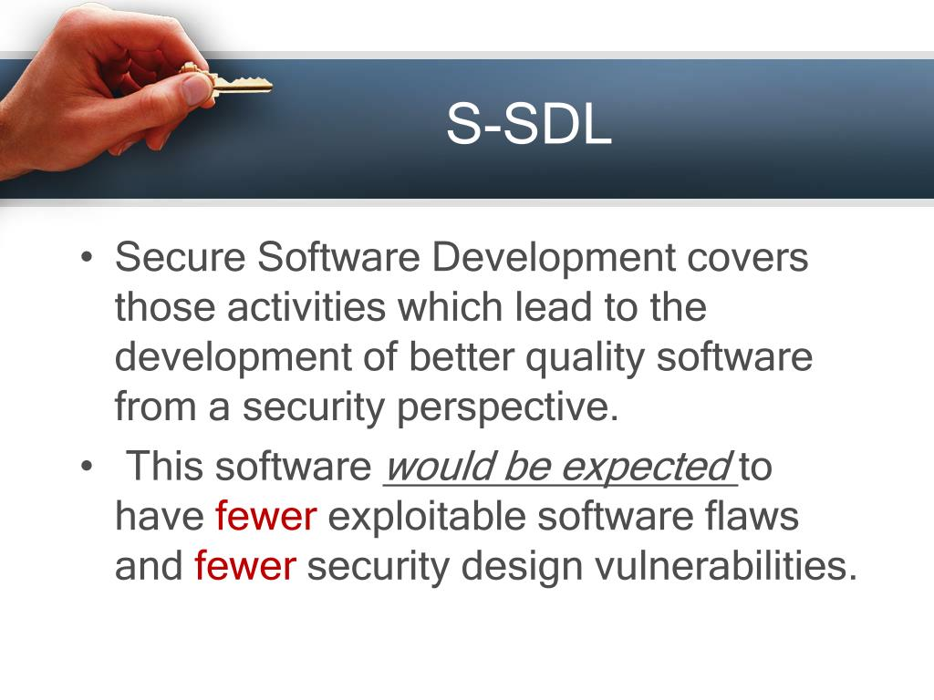 S-SDL