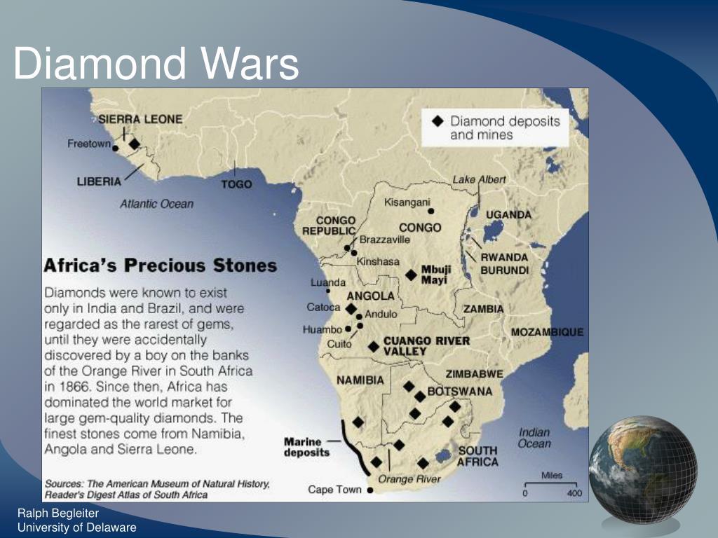 Diamond Wars