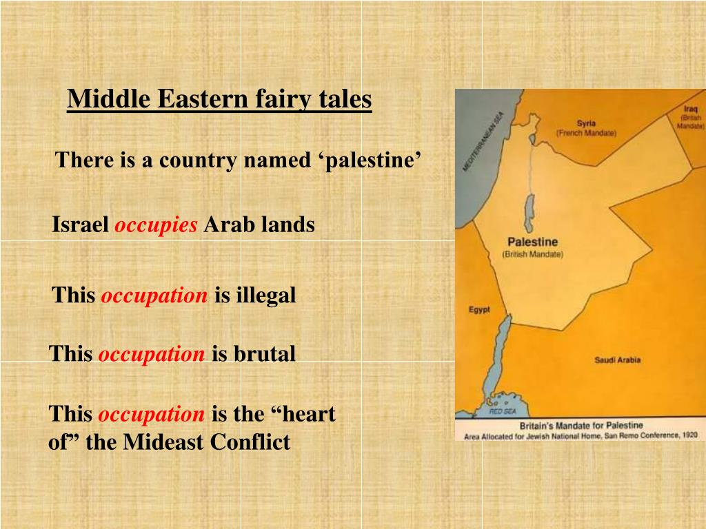 Middle Eastern fairy tales