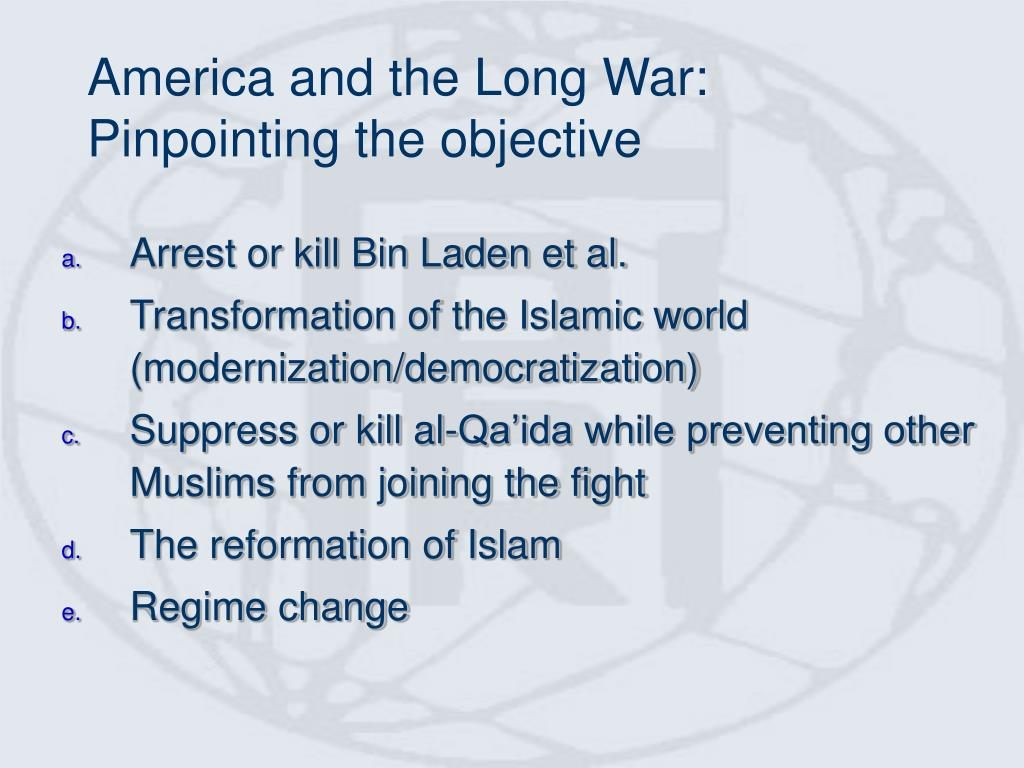 America and the Long War: