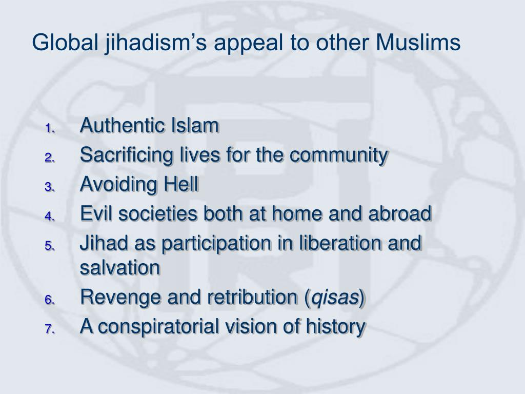Global jihadism's appeal to other Muslims
