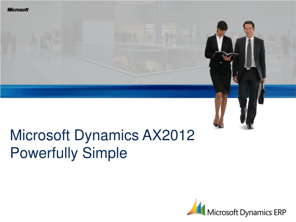 Microsoft Dynamics AX2012