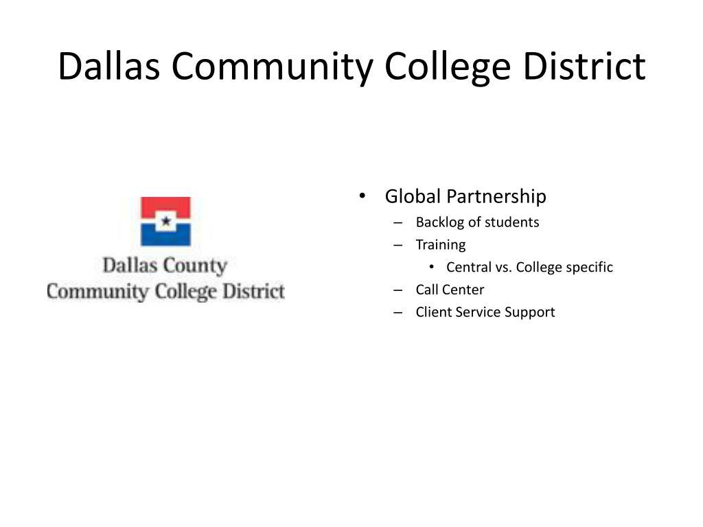 Dallas Community College District