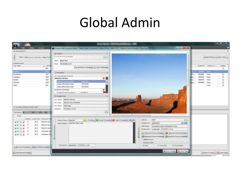 Global Admin