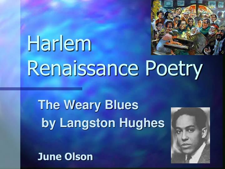 essay langston hughes harlem Langston hughes and the harlem renaissance essaysthe harlem renaissance brought about many great changes it was a time for expressing the african-american culture many famous people began their writing or gained their recognition during this time.