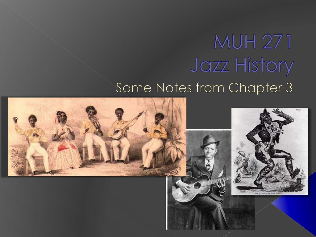 muh 271 jazz history
