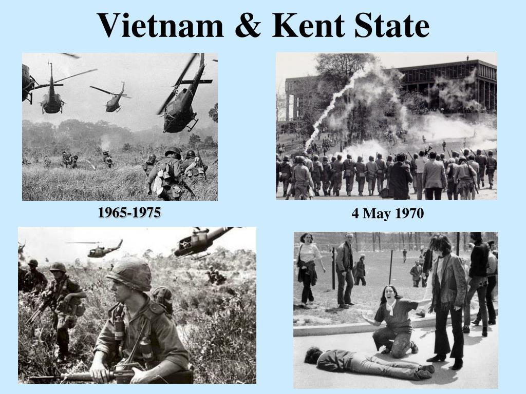 Vietnam & Kent State