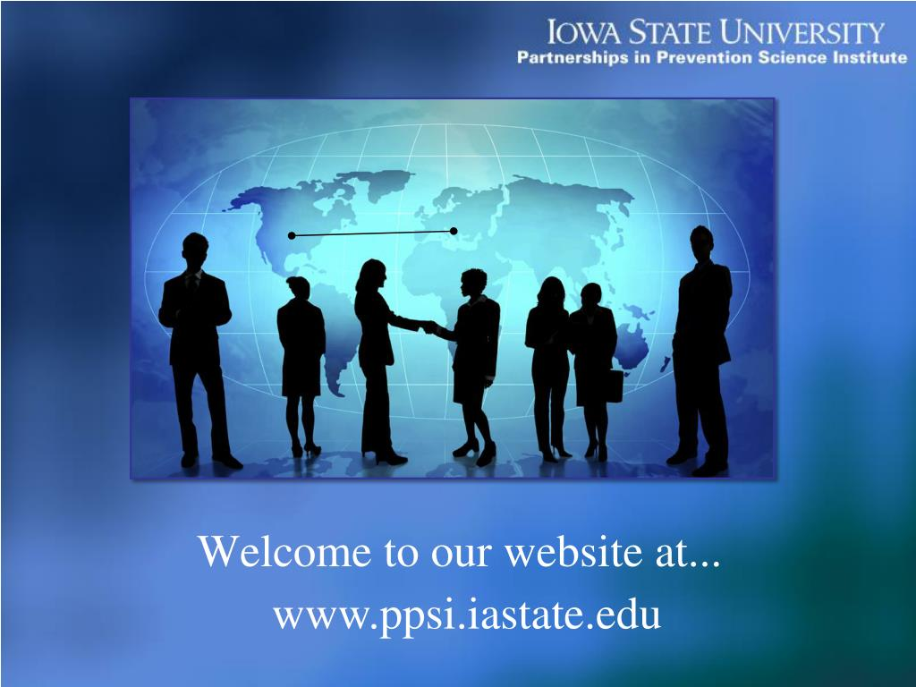 Welcome to our website at...