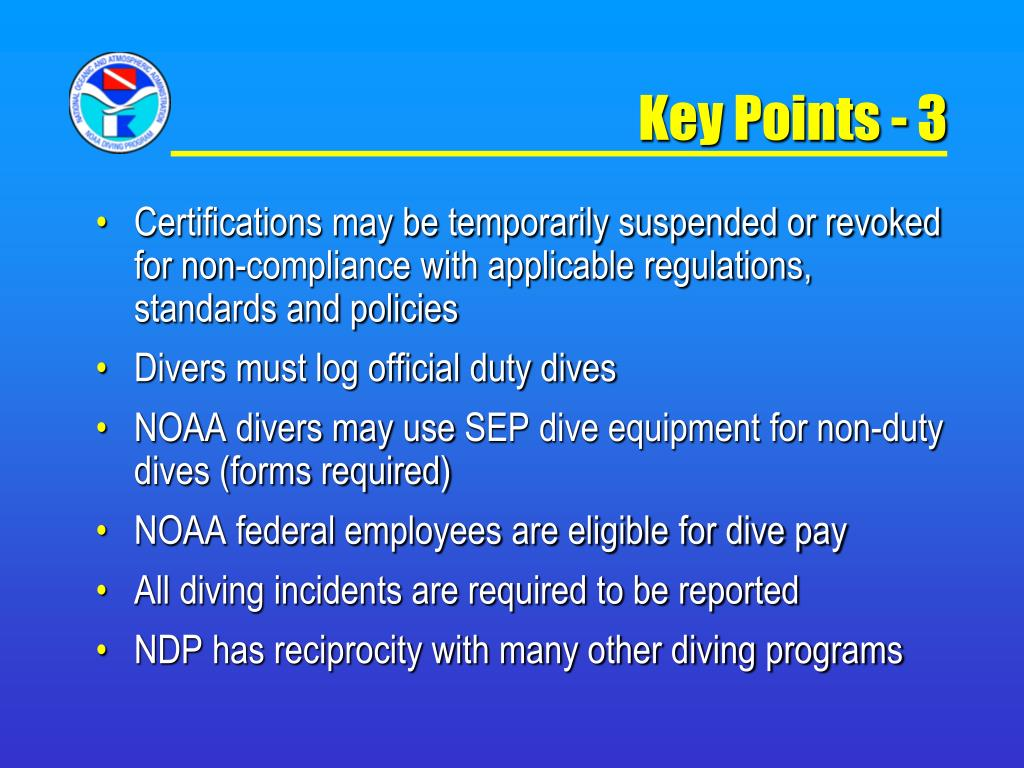 Key Points - 3